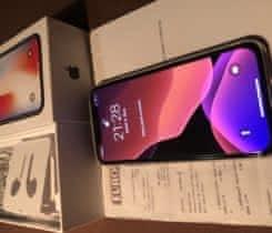 iPhone X 256gb Vesmírně šedý