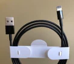 Originální Apple Lightning kabel – ČERNÝ