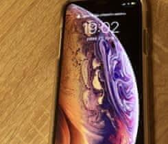 Prodám iPhone XS gold 64 gb ( záruka )