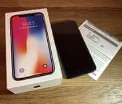 iPhone X 256 v záruce