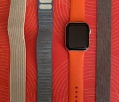 Prodám Apple watch series 4 44mm Silver