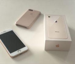 Prodávám iPhone 8 256GB zlatý