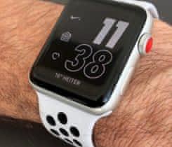 Apple Watch 3 Silver 42mm Nike+