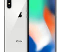 Prodán iPhone X 64GB stříbrný – nový