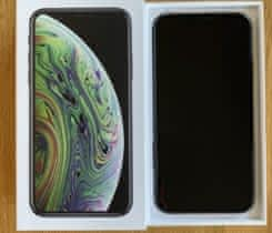 Iphone xs 64 gb black top stav