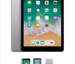 Apple iPad 9.7 128GB Wi-Fi Space Gray