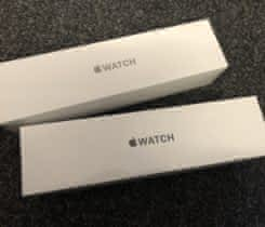 Apple Watch Series 5 LTE titanové 44mm