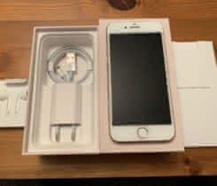 Prodam iphone 8, 64gb zlaty zaruka Alza