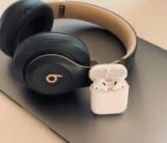 Airpods a Beats Studio 3