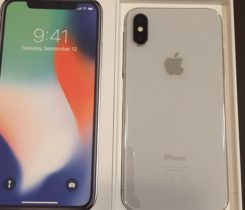 Apple iPhone X, 64gb, TOP STAV!!