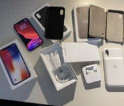 Apple iPhone X 256GB Space Gray, TOP