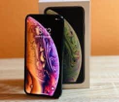 Apple iPhone XS 64GB Space Grey TOP STAV