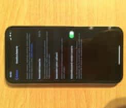Prodám stříbrný iPhone X 64 GB