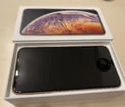Iphone Xs max 256 GB – AppleCare+ záruka