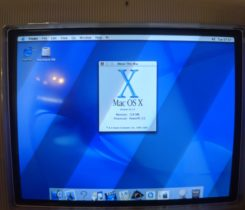 iMac G3 Blue