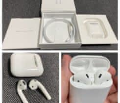 Apple AirPods 2019 – drátová krabička