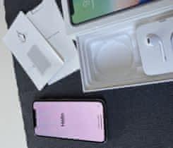 Prodám iPhone X 64GB stříbrný