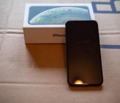 Apple iPhone XS 64GB, záruka + pojištění