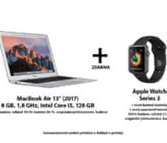 "Prodám MacBook Air 13"" + Apple Watch S3"