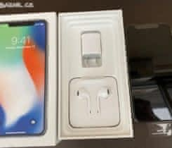 iPhone X 256 GB bily NOVY