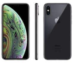 iPhone XS 64GB Space Gray, nový, záruka!