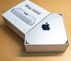 Mac mini Server, 2012, i7, 8GB RAM, SSD