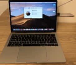 Macbook Pro 13 – 2017,  stříbrný, 128 GB