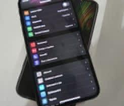 Iphone Xs 64 gb, jako nový,  Záruka 11 m