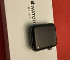 Prodám Apple Watch 3 42mm Space Gray