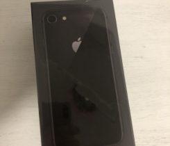 Iphone 8 space grey 64gb NOVÝ