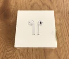 Nové Apple Airpods 2 Wireless