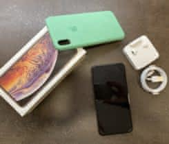 iPhone Xs Max 256GB zlatý v záruce