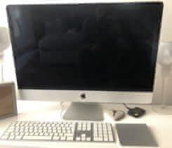 """iMac 27"""" late 2013, i7, 3TB fusion drive"""