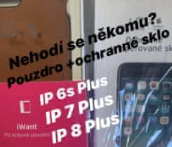 Daruji obal a ochranné sklo pro IP plus