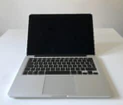 """MacBook Pro Retina 13"""" CZ – TOP STAV"""