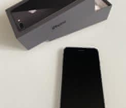 Prodám Iphone 8plus 64GB, space grey