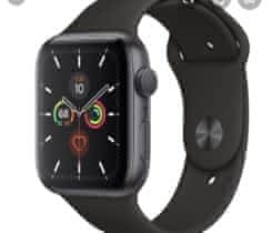 Prodám Apple Watch 5 44mm space gray