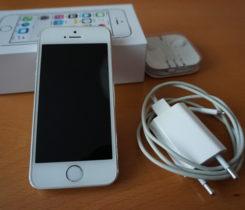 Prodám iPhone 5S Silver 16GB 100% stav