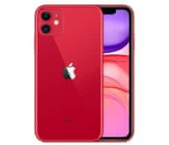 Iphone 11  cerveny 64 v top stavu