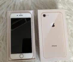 Prodám iPhone 8 Rose Gold 256 GB