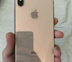 iPhone XS Max, 64GB, zlatá, v záruce