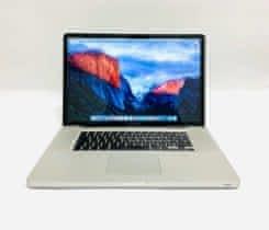 "Macbook Pro 17"",C2D,2009,8GB RAM ZARUKA"