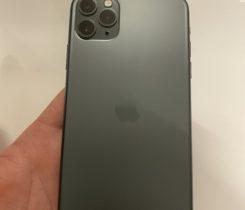 Iphone 11 PRO MAX 64GB – Půlnočně zelená