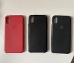 iPhone X/XS 3 originální kryty