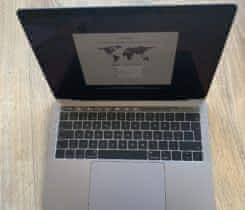 MacBook Pro 13 2018, šedý, 512/16GB nový