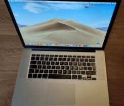 MacBook Pro Retina 15-inch, Late 2013