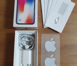 Originál balení Apple iPhone X