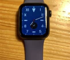 Apple Watch S5 40mm, 2 řemínky a stojan