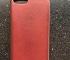 Originál kožený kryt iPhone 7