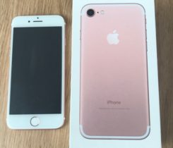 Prodám iPhone 7, rosegold 32GB